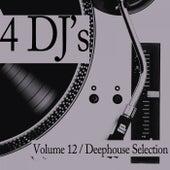 4 DJ's, Vol. 12 by Various Artists