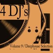 4 DJ's, Vol. 9 de Various Artists