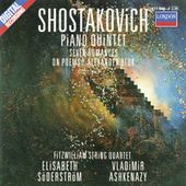 Shostakovich: Piano Quintet; Seven Poems Of Alexander Blok; Two Pieces For String Quartet de Various Artists