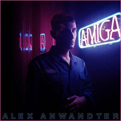 Amiga by Alex Anwandter