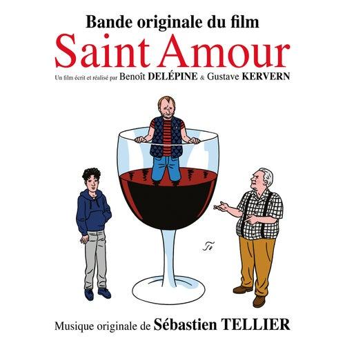 Saint Amour (Original Motion Picture Score) by Sebastien Tellier