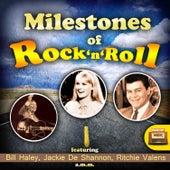 Milestones of Rock 'N' Roll von Various Artists