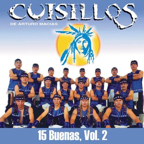 15 Buenas, Vol. 2 by Banda Cuisillos