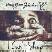 I Can't Sleep (feat. The Jacka & Bigg K) - Single by Smigg Dirtee