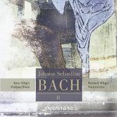 Bach: Französische Ouvertüre h-Moll, Französische Sutie No. 5, Partita No. 2 by Vera Hilger