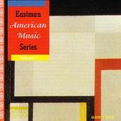 Eastman American Music Series, Vol. 1 by Eastman Musica Nova Ensemble