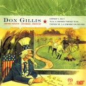 Don Gillis: Symphonies by Sinfonia Varsovia