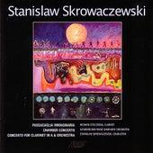 Works for Orchestra de Saarbrücken Radio Symhony Orchestra