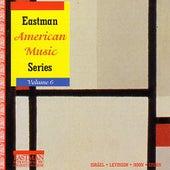 Eastman American Music Series, Vol. 6 by Eastman Musica Nova Ensemble