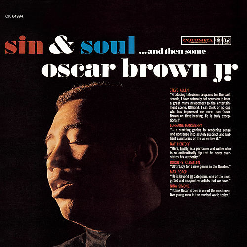 Sin & Soul by Oscar Brown Jr.