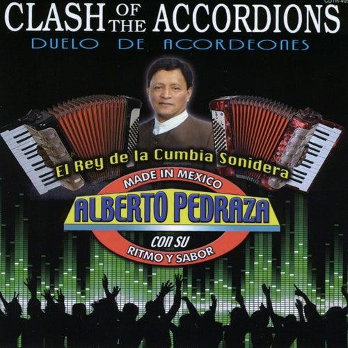 Duelo de Acordeones by Alberto Pedraza Con Su Ritmo Y Sabor