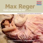 Reger: Violin Concerto in A Major, Op. 101 by Winfried Rademacher