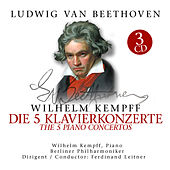 Beethoven:5 Klavierkonzerte/5 Piano Concertos von Berliner Philharmoniker