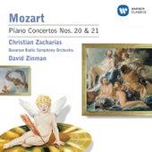 Piano Concertos Nos. 20 & 21 by Wolfgang Amadeus Mozart