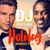Holiday (Remixes Part 2) de DJ Antoine