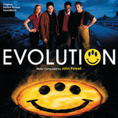 Evolution (Original Motion Picture Soundtrack) by John Powell