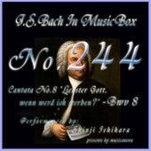 Cantata No8, Liebster Gott, wenn werd ich sterben?, Bwv8 by Shinji Ishihara