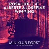 Min Klub Først (Rosa Lux Version) [feat. Alberte & Josefine Winding] by Rosa Lux