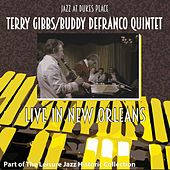 Jazz at Dukes Place: Live in New Orleans de Terry Gibbs