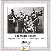 Complete Recorded Works Vol.3 by The Skillet Lickers