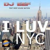 I Luv Nyc de DJ Eef