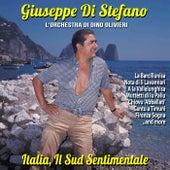 Italia : Il Sud Sentimentale de Giuseppe Di Stefano