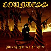 Blazing Flames of War by Countess