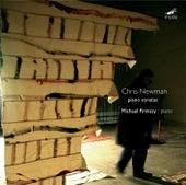 Chris Newman: Piano Sonatas by Michael Finnissy