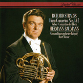 Richard Strauss: Horn Concertos Nos. 1 & 2 / Weber: Concertino For Horn & Orchestra by Kurt Masur