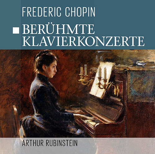 Berühmte Klavierkonzerte de Frederic Chopin