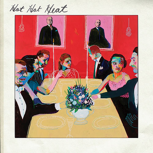Kid Who Stays in the Picture - Single by Hot Hot Heat