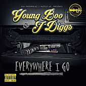 Everywhere I Go - Single by J-Diggs