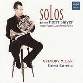 Solos for the Horn Player  - The Mason Jones Book de Gregory Miller