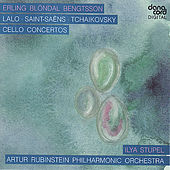 Lalo / Saint-Saëns / Tchaikovsky: Concertos by Erling Blöndal Bengtsson