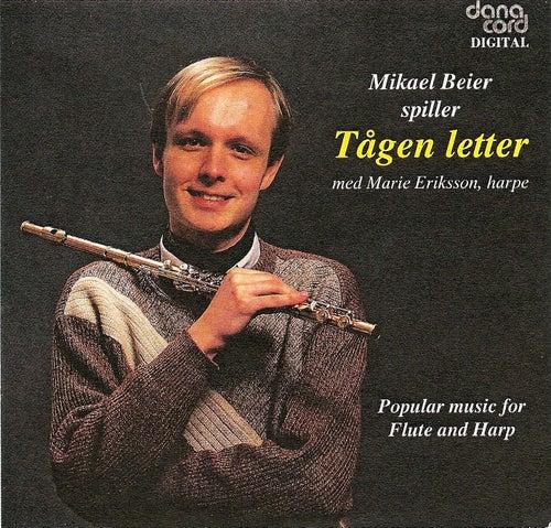Tågen Letter - Popular Music for Flute and Harp by Mikael Beier