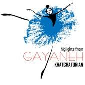 Highlights from Gayaneh de ARAM KHACHATURIAN