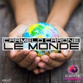 Le monde de Carmelo Carone