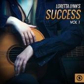 Success, Vol. 1 by Loretta Lynn