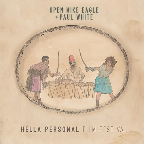 Admitting the Endorphin Addiction - Single by Open Mike Eagle