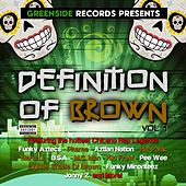 Definition of Brown, Vol. 1 by Various Artists