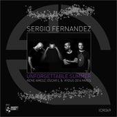 Unforgettable Summer 2016 Mixes by Sergio Fernandez