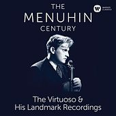 The Menuhin Century - Virtuoso and Landmark Recordings (SD) de Yehudi Menuhin