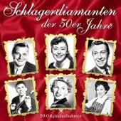 Schlagerdiamanten der 50er Jahre - 50 große Erfolge by Various Artists