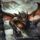 Lost Little Dragons by Vitek