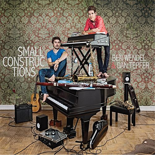 Small Constructions by Dan Tepfer
