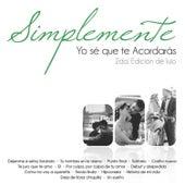 Yo Se Que Te Acordaras by Various Artists