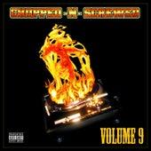 Chopped & Screwed, Vol. 9 by DJ Emurda