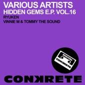 Hidden Gems E.P, Vol. 16 - Single by Various Artists