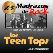 15 Madrazos Del Rock by Los Teen Tops
