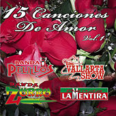 15 Canciones De Amor, Vol. 1 de Various Artists